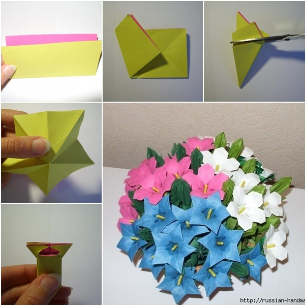 Paper flower bouquet instructions 1723825 - sciencemadesimple.info